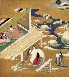 Tosa School Artwork / Mitsuoki Tosa