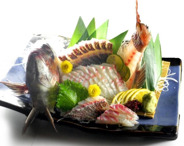Sashimi Dish Picture