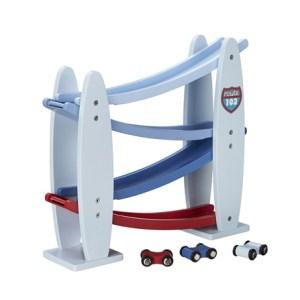 Kids Concept Zjeżdżalnia Dla Samochodzików