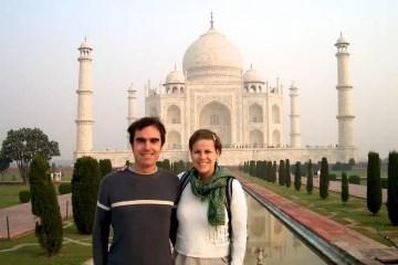 Jaipur, Agra and Varanassi