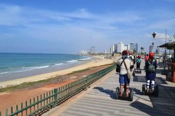Tel Aviv, Israel: Segway