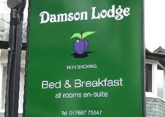 Damson Lodge