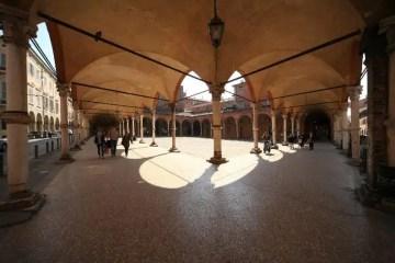 Portico di Santa Maria dei Servi - Provincia di Bologna, foto di Paolo Barone