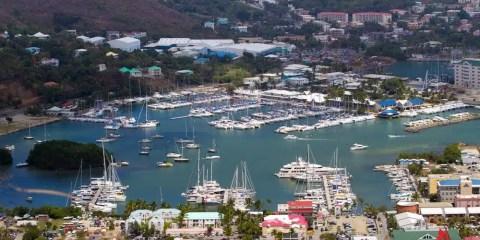 Diario di bordo di una settimana bianca speciale, nelle British Virgin Islands, al largo di Puerto Rico.