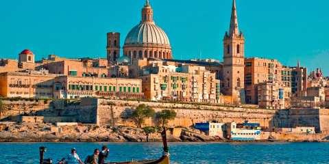 Un'immagine di Malta tratta dalla pagina Facebook ufficiale di visitmalta.com