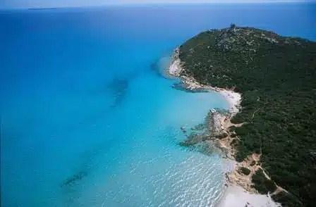 Le 5 spiagge più belle della Sardegna del Sud