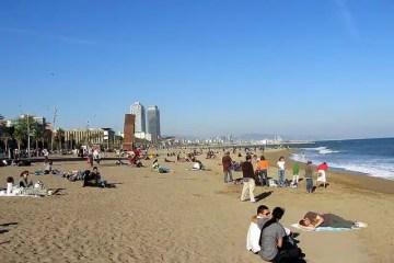 Barcellona_spiaggia_Oliver Mallich