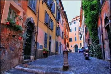 Rione Monti - Roma, Italia
