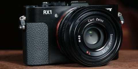 sony rx1 camera