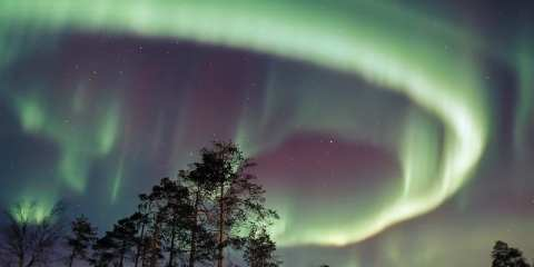 Aurora Boreale_Lapponia_Finlandia_Visit Finland