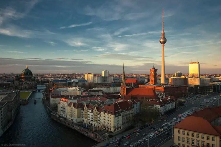 Berlino, Germania (foto  Dietrich Bojko Photographie)