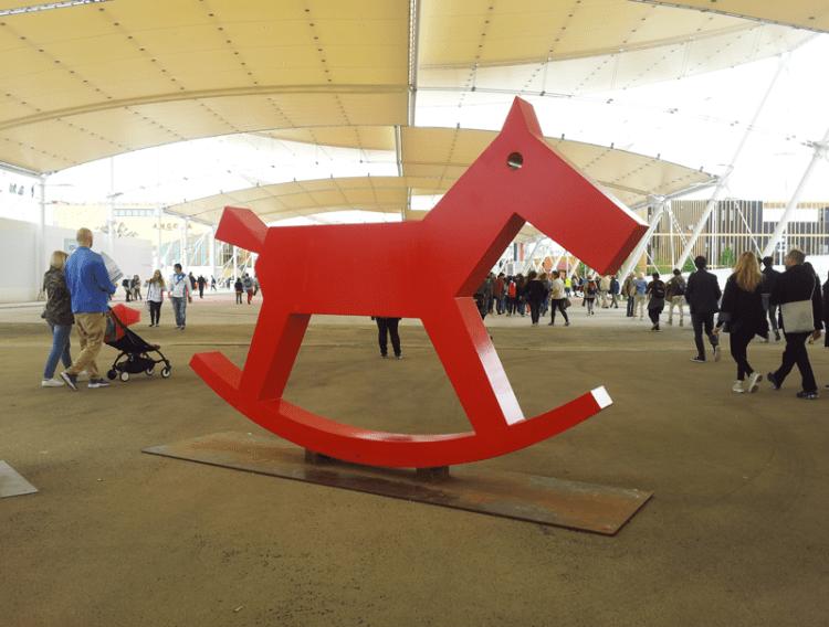 Expo Milano 2015_Inizio Decumano