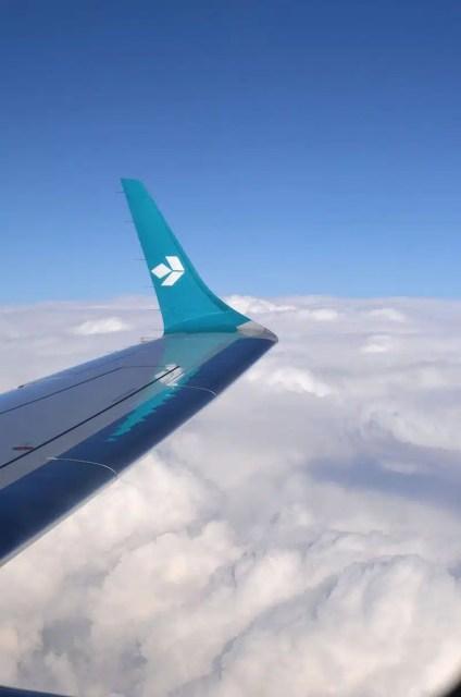 In volo con Air Dolomiti