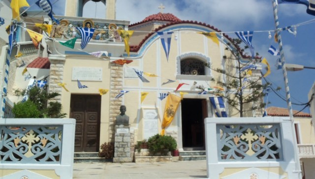 Olimpo - Scarpanto, Grecia