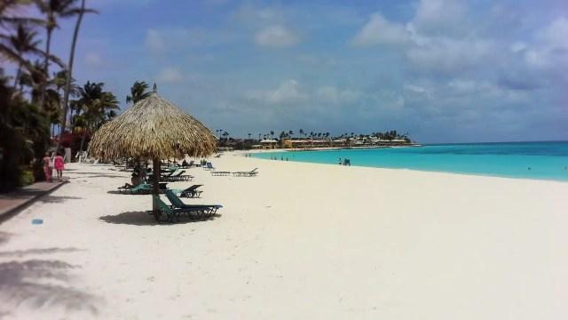 Druif Beach - Aruba