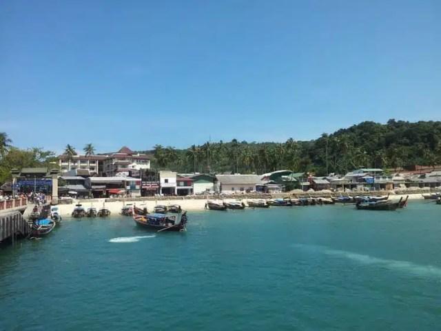 Tonsai - Phi Phi, Tailandia