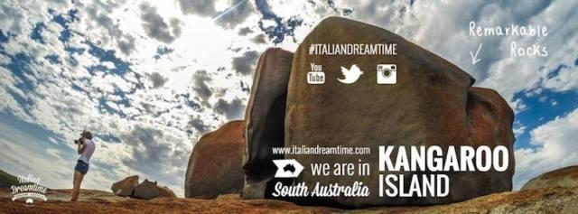 Italian Dreamtime: l'Australia Meridionale
