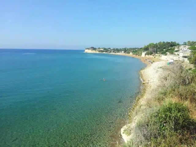 Spiaggia della Gallina - Avola, Sicilia