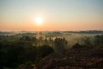 paesaggi ugandesi
