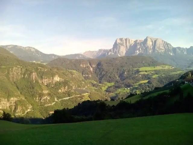 Viaggio in moto - Alto Adige