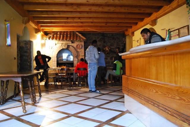 Migranti in Valle Trompia - San Colombano di Collio, Brescia
