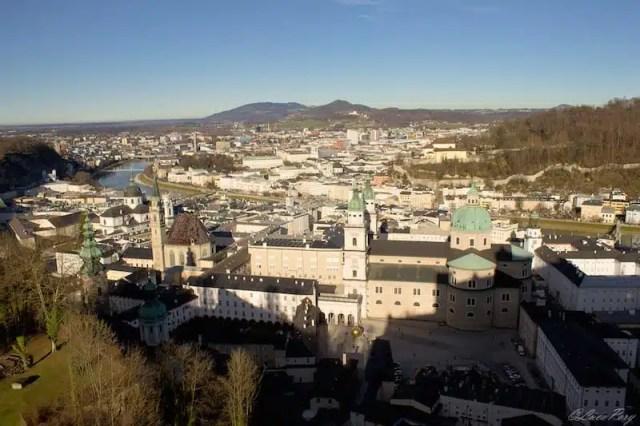 Fortezza di Salisburgo - Austria