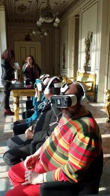 Turismo virtuale in Campania