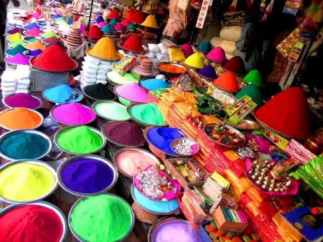 Holi, il festival dei colori - India
