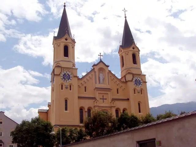 Chiesa Santa Maria Assunta - Brunico