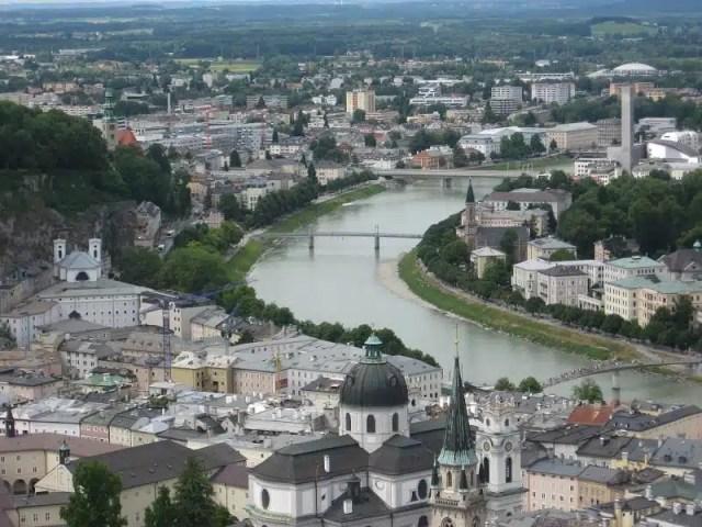 Austria road trip - Salisburgo