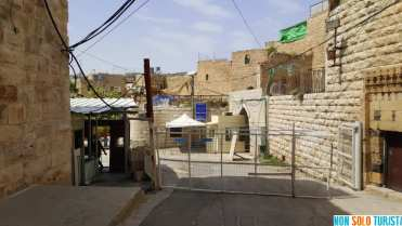 Tomba dei Patriarchi - Hebron, Cisgiordania, Palestina