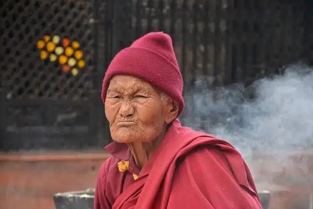 Bodinath, Nepal