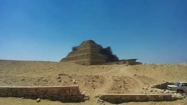 Piramidi Saqquara