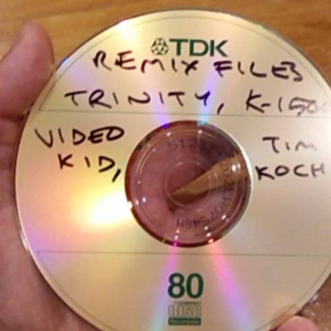 Remixes CDR