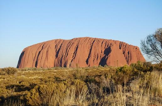 Uluru Feat