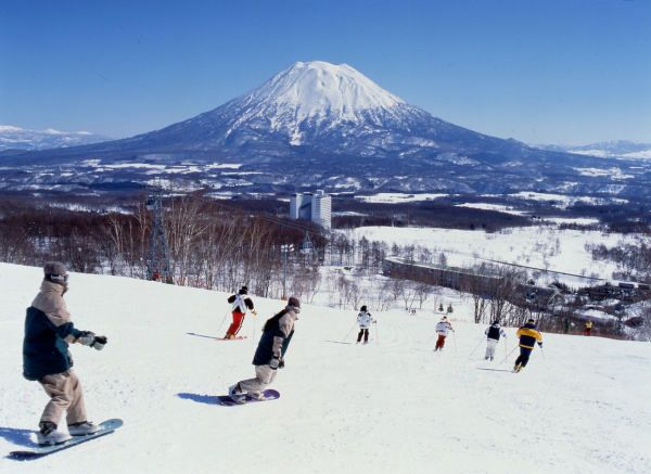 ski japon