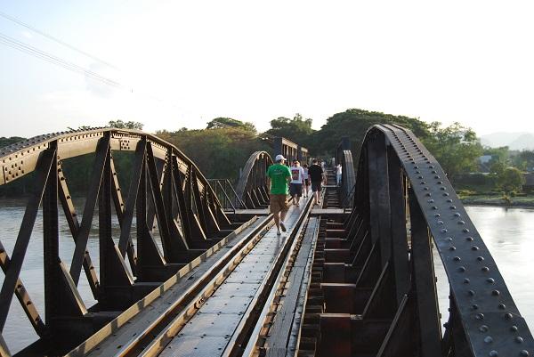 Pont rivière Kwai
