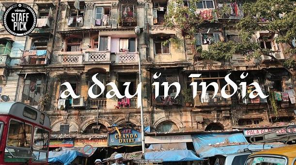 Un jour en Inde