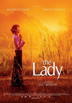 The Lady Film Birmanie