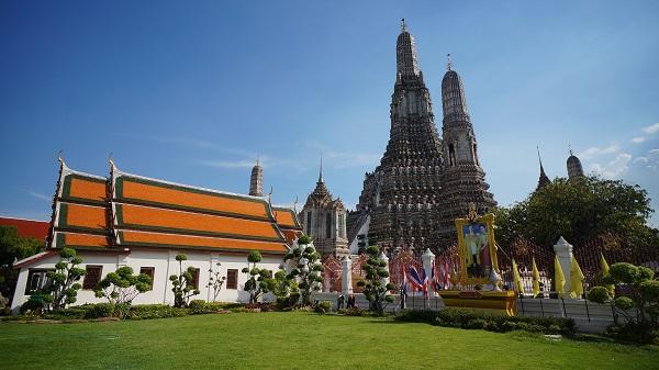 Quoi visiter à Bangkok