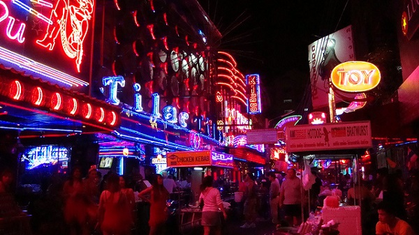 endroit à visiter bangkok