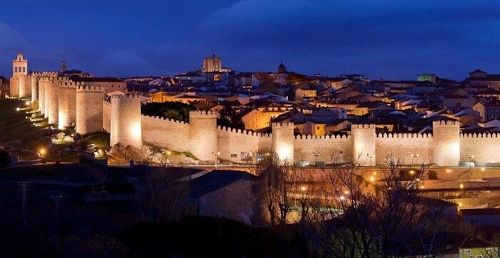 Villes En Espagne  Ef Bf Bd Visiter