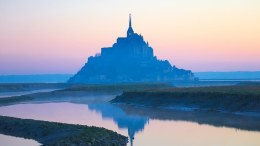 normandie mont saint michel