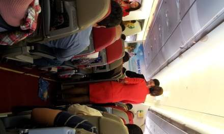 Review: Air Asia Sydney to Kuala Lumpur Malaysia – D7 223