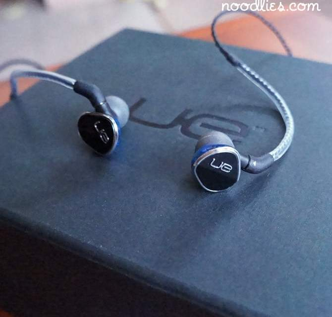 Logitech UE 900 Earphones Review