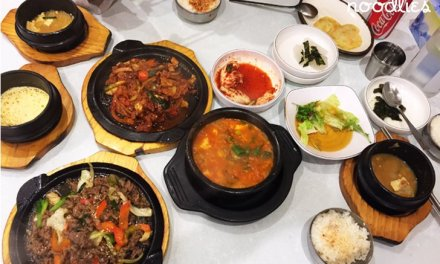 Muri Korean Restaurant Lidcombe