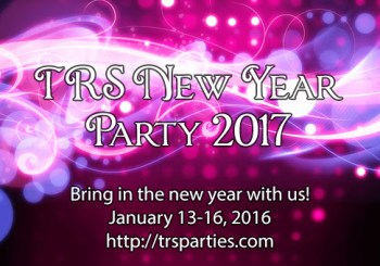 A New Year's Party – and a Giveaway!