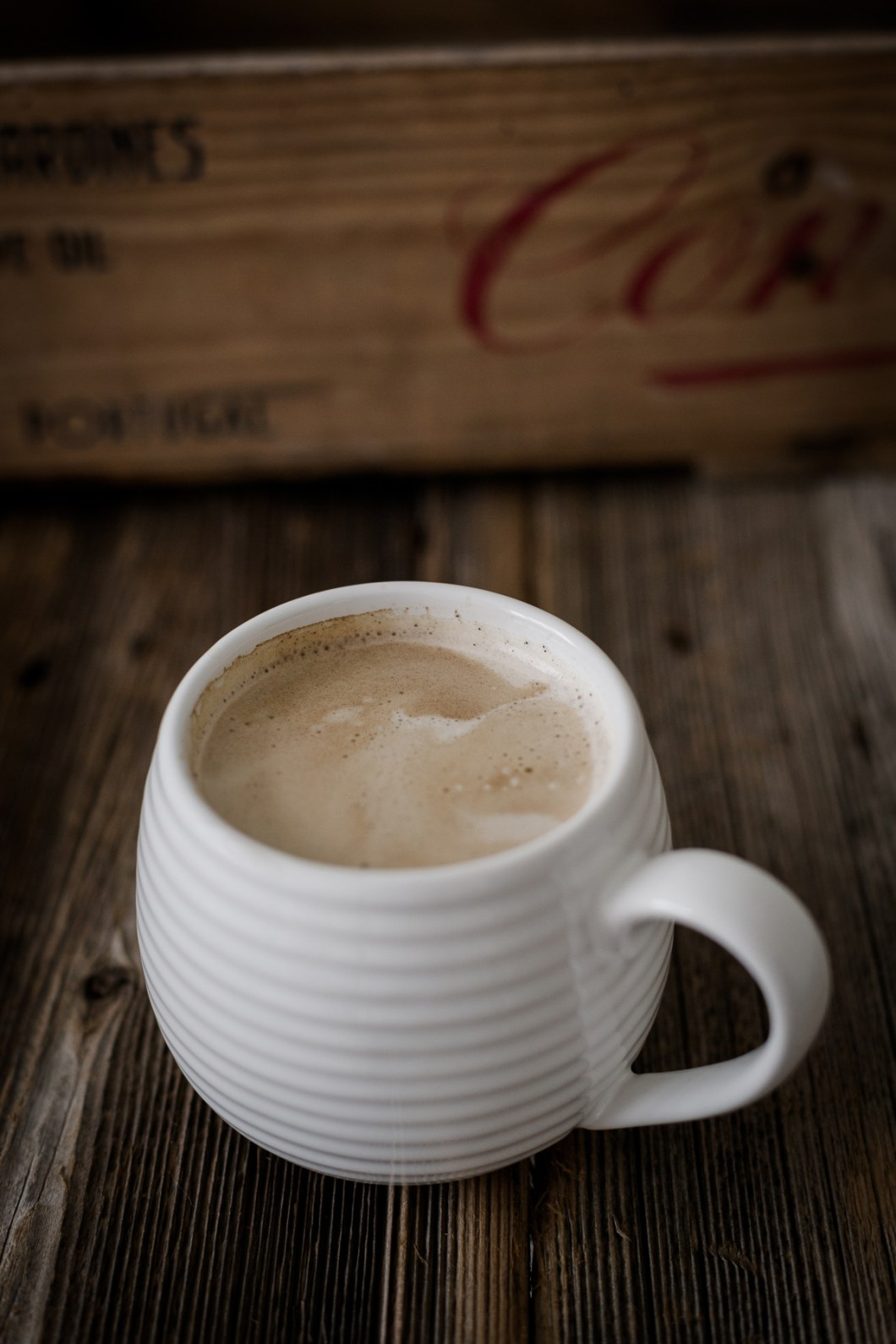 Foodfotografie von nordbrise.net Foodblog & Foodfotografie | Tchibo Eduscho Cafissimo Caffe Crema XL