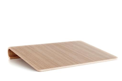 MacBook Stand 15 inch Oak