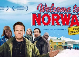Welcome to Norway, Kinofilm, DVD, Norwegen, Kino, Ab wann, Wo, Welchem Kino, norwegischer Film, Flüchtlinge, Norwegen, Skandinavien, Blog